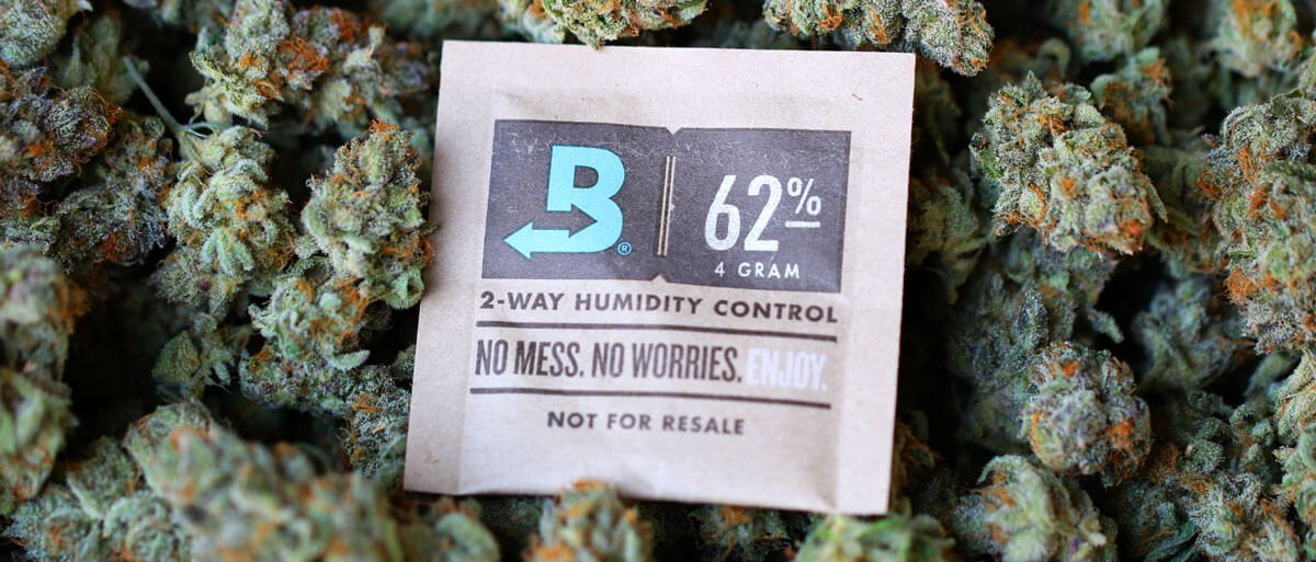 Humidity Control - How to store weed